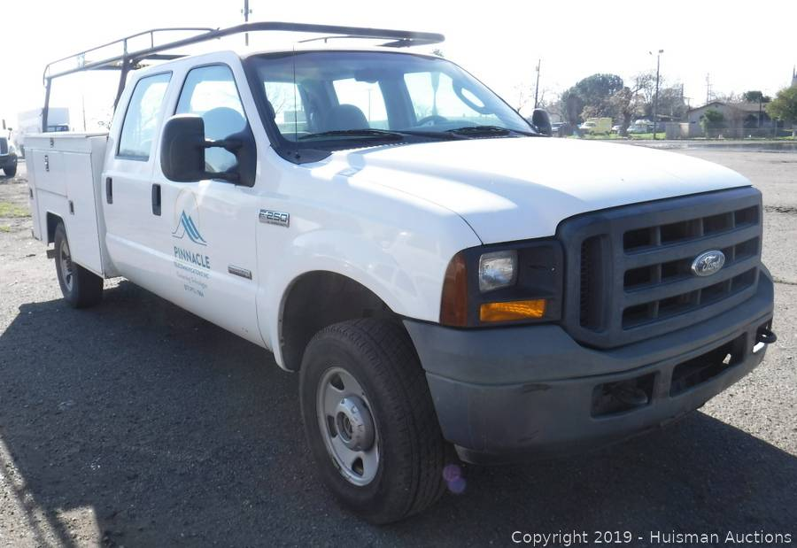2006 Ford F-250 SD Truck VIN # 1FTSW21P06EA81835 [Not Running - Electrical  Issues]