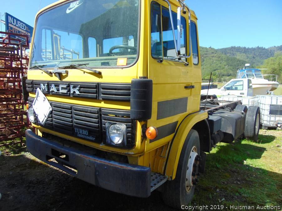 1990 MACK MS250, VIN #VG6M114B9LB200363